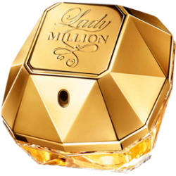 LADY MILLION eau de parfum vaporisateur 80 ml