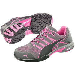 Baskets de sécurité femme Celerity Knit S1 HRO SRC Puma roses 42 PUMA SAFETY SHOES