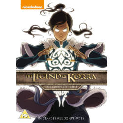 Legend of Korra Complete Series Collection