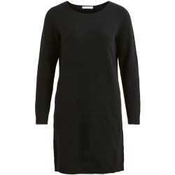 MANCHES LONGUES ROBE EN MAILLE