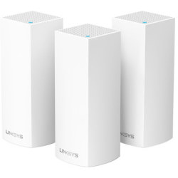 Linksys Velop WHW0303 Routeur Wi Fi Multiroom Mesh AC2200 Triple bande (x3)