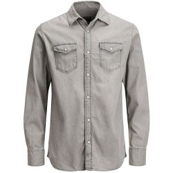 JACK JONES Indispensable Chemise Men grey