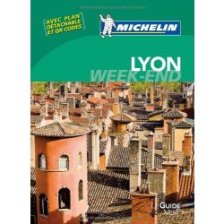 Guide Vert LYON WEEK END (GUIDES VERTS GROEN MICHELIN)