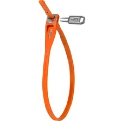 Z Lok Orange 40 cm Collier de serrage Dispositif antivol