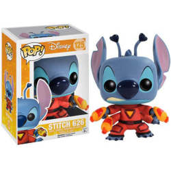 Figurine Pop Disney Lilo et Stitch Expérience 626 Spacesuit