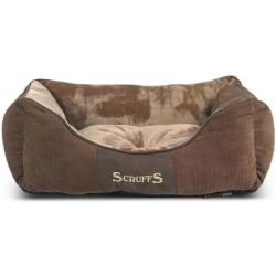 Scruffs Tramps Lit pour animaux Chester Taille S 50x40cm Marron 1163