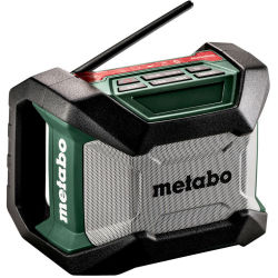 Metabo radio de chantier sans fil bluetooth r12 18bt 600777850