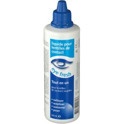Eye Fresh All in one Liquide Lentilles de Contact Souples