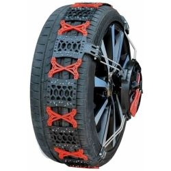 Chaine neige vehicule non chainable GRIP 215 40R18 185 65R15 245 35R18 Polaire