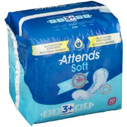 Attends® Soft 3 Extra Plus
