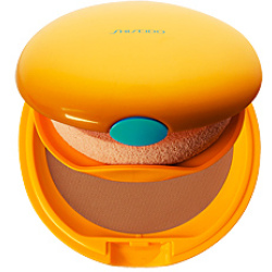 TANNING compact foundation SPF6 honey