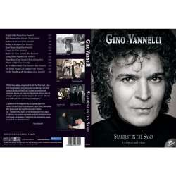 Tipboek Gino Vannelli stardust in the sand (anglais)