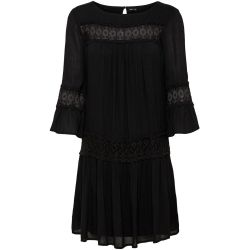 ONLY Évasée Robe Women Black