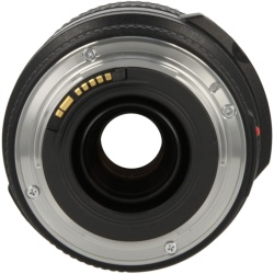 Canon EF S 18 135 mm 1 3.5 5.6 IS STM noir comme neuf