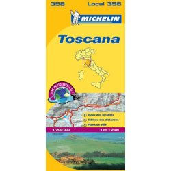 Toscana (Nationalkarten)