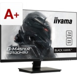 G MASTER G2530HSU B1 LED display 62 2 cm (24.5 ) 1920 x 1080 pixels Full HD Mat Noir Gaming monitor