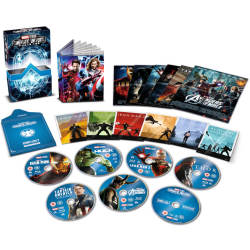 Coffret Collector Marvel Studios Phase 1