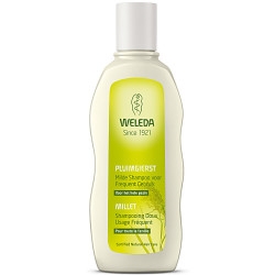 Weleda Shampooing Doux au Millet (pour usage frequent)