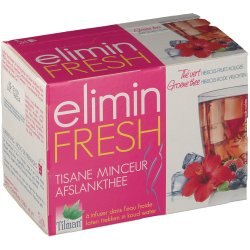 Tilman elimin Fresh tisane minceur Hibiscus Fruits rouges