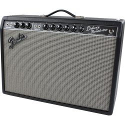 Fender 65 Deluxe Reverb combo guitare 22 W 1x12