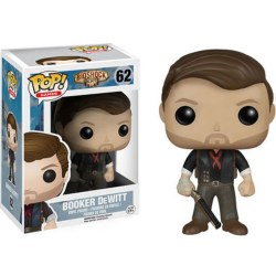 Figurine Booker DeWitt BioShock Infinite Pop Vinyl