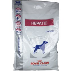 Royal Canin Veterinary Diet Canine Hepatic HF