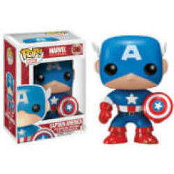 Figurine Pop Captain America Marvel