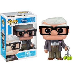 Figurine Funko Pop Disney Là haut Carl