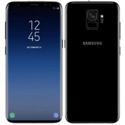 Samsung Galaxy S9 DuoS (G960F DS) 64Go noir carbone comme neuf