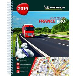 FRANCE PRO 20800 ATLAS MICHELIN 2019 (ATLAS (25155))