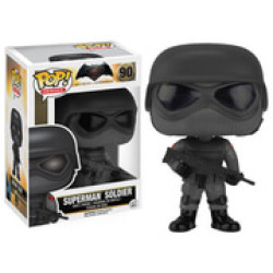 Figurine Funko Pop Soldat DC Comics Batman v Superman