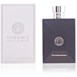 VERSACE POUR HOMME hairbody shampoo 250 ml
