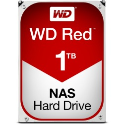 1 To SATA III 3 5 Western Digital RED Disque dur pour NAS