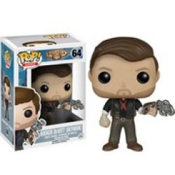 Figurine Pop Booker DeWitt avec Sky Hook BioShock Infinite
