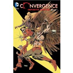 DC Comics Convergence Infinite Earths Trade Paperback Book 01