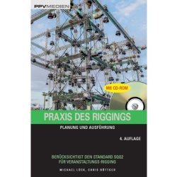 PPVMedien Praxis des Riggings (allemand)