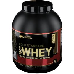 Optimum Nutrition 100 Whey Gold Standard Double Chocolat riche