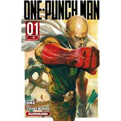 One Punch Man Tome 1