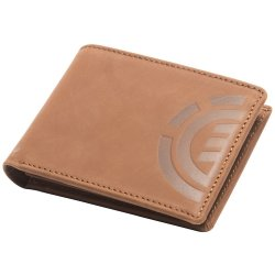 Element Daily Elite Wallet marron