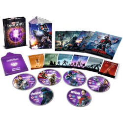 Coffret Collector Marvel Studios Phase 2