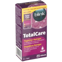 Blink® TotalCare Solution de nettoyage