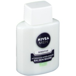Nivea MEN Baume Après rasage Sensitive Peau sensible