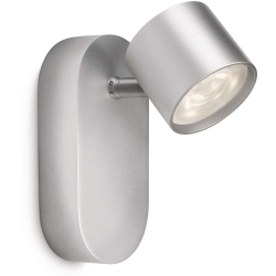 PHILIPS lampe murale applique MYLIVING WALLSPOT (Aluminium Aluminium)