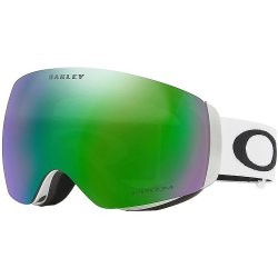 Oakley Flight Deck XM matte white blanc
