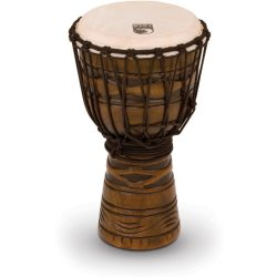 Toca TODJ 8AM Origins Series Djembe African Mask 8 pouces