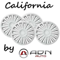 4 enjoliveurs 15p California Generique