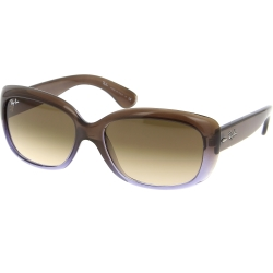 Lunettes de soleil RAY BAN RB 4101 860 51 JACKIE OHH 58 17