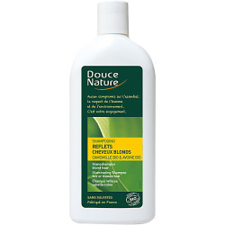Douce Nature Shampooing reflets cheveux blonds
