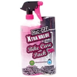 X Tra Bike Spray Duo Pack Détergent