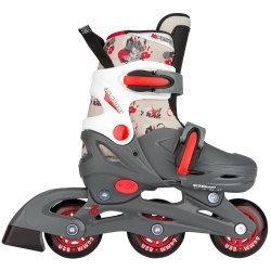 Rollers Nijdam 3 In 1 Enfant (réglables)